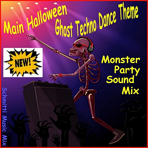 Techno Dance Theme (Monster Party Sound Mix) ()