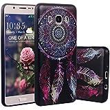 Funda Samsung Galaxy J510,ZXK CO Funda del Gel Silicona para Samsung Galaxy J5 (2016) J510 Diseño Pintado Carcasa Amortiguación y Anti-Arañazos Espalda Cover Tapa Trasera Suave Case-Atrapasueños