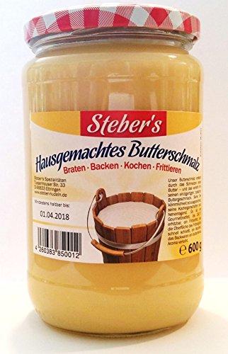 Preisvergleich Produktbild Butterschmalz