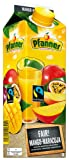 8x Fairtrade Pfanner - Mango Nektar 25 % - 1000ml