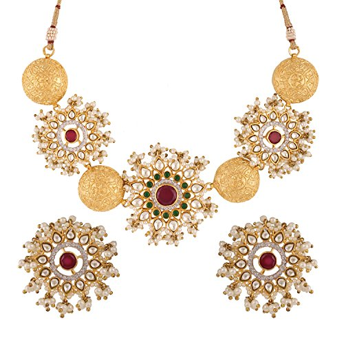 swasti-jewels-bollywood-set-mit-kundan-und-perlen-fashion-jewelry-halskette-ohrringe-fur-frauen