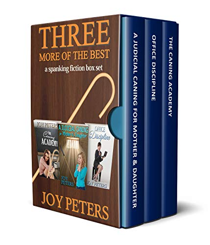Three More of the Best: a spanking fiction box set (English Edition) (School Girls Spanking)