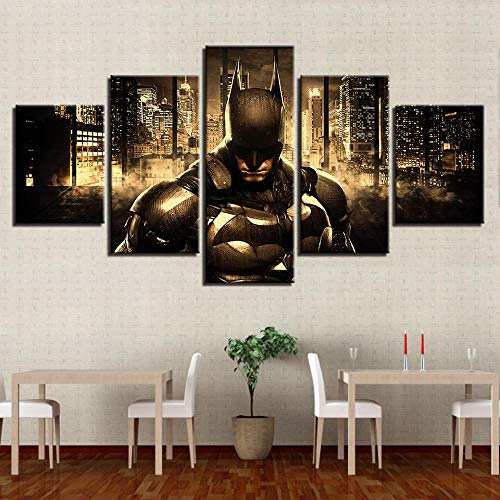 nwand Auf Leinwand Gedruckt Drucke Wall Pictures Decor Home Living Room Or Bedroom Hd Printing Movie Posters Canvas Paintings Art-B Rahmen ()