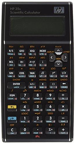 HP 35S HP 35S Programmable Scientific Calculator HEW35S HEW 35S by HP Scientific at amazon