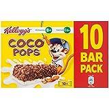 Le Coco De Kellogg Apparaît Céréales Et Lait Barres 10 X 20G (Paquet de 4)