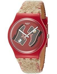 Swatch Herren-Armbanduhr SUOR708
