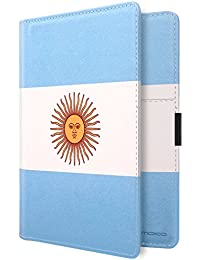 MoKo Carteras/Funda de Pasaporte - Passport Holder/Case Cover Multipropósito para 5.5…