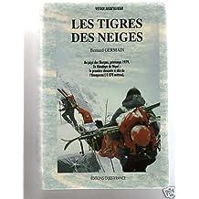Les tigres des neiges