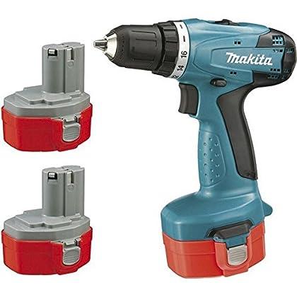 Makita 6281DWPE3 - Taladro,4V 3 baterías