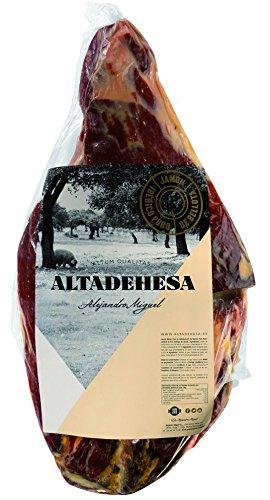 Pata Negra Schinken 100% aus Eichelmast Altadehesa Entbeint 4 - 4.5 Kg