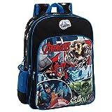 Marvel 24324A1 Avengers Street Mochila Escolar, 15.6 Litros, Color Azul