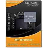 """2 x SWIDO protecteur d'écran Nikon D7500 protection d'écran feuille """"AntiReflex"""" antireflets"""