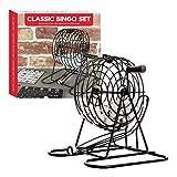 Klassisches Bingo-Set geeignet für Das Spiel mit der Familie oder Freunde Set