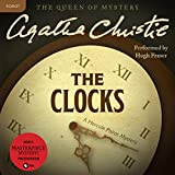 Best Agatha Christie Audible Mysteries - The Clocks: A Hercule Poirot Mystery Review