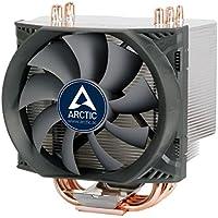 ARCTIC Freezer 13 CO - Prozessorkühler mit 92 mm PWM Lüfter für den 24h-Betrieb - CPU Kühler für AMD und Intel Sockel bis 200 Watt Kühlleistung - Multikompatibel - Mit voraufgetragener MX-4 Wärmeleitpaste
