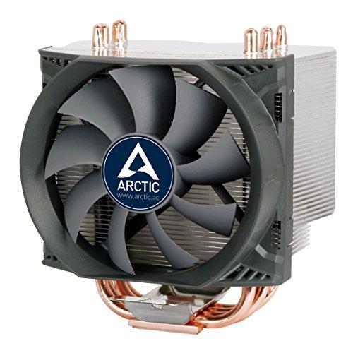 ARCTIC Freezer 13 CO -Prozessorkühler mit 92mm PWM Lüfter für den 24h-Betrieb -CPU Kühler für AMD und Intel Sockel bis 200 Watt Kühlleistung -Multikompatibel- Mit voraufgetragener MX-4 Wärmeleitpaste