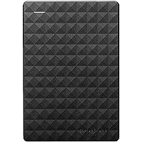 Seagate Expansion Portable 2 TB externe tragbare Festplatte für PC (6,35 cm (2,5 Zoll), Xbox und PS4), 2019 Edition