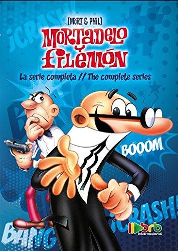 Mortadelo y Filemon - La Serie Completa - (Region 2) - 2 Cameo-serie