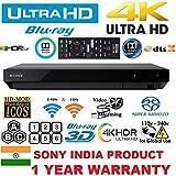 Sony UBP-X700 4K Ultra HD 3D Wi-Fi [ Region Free / Multi Zone] Blu-ray Player