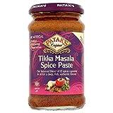 Patak's Pasta De Curry Medio Tikka Masala (283g) (Paquete de 6)