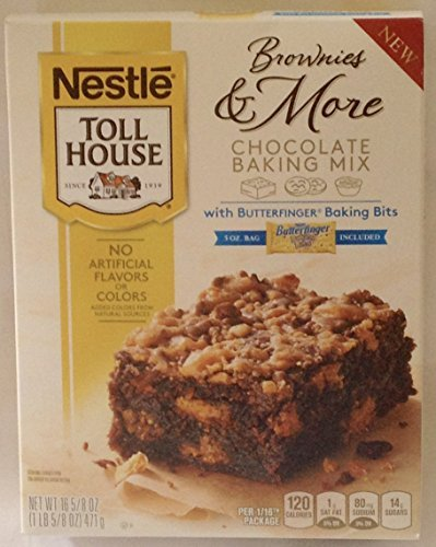 toll-house-brownies-more-chocolate-baking-mix-butterfinger-baking-bits-16625-ounce-by-toll-house-but