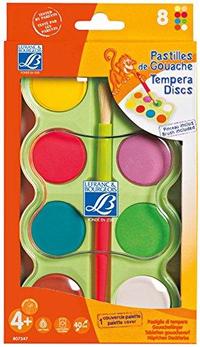 lefranc-bourgeois-education-loisir-creatif-boite-pastilles-pinceau-education-8-x-40-mm