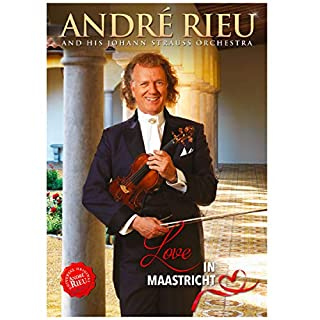 LOVE IN MAASTRICHT [DVD] [NTSC]