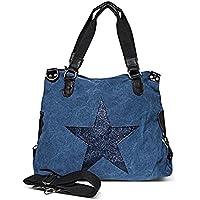 Borsa a tracolla borsa delle signore Stella Stella Jeans bag