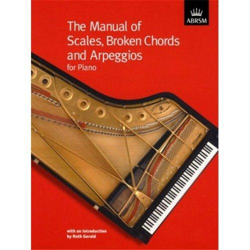 The Manual Of Scales, Broken Chords and Arpeggios For Piano. Für Klavier (- Arpeggios, Piano)