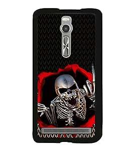 ifasho Designer Phone Back Case Cover Asus Zenfone 2 ZE551ML ( Tribal Women )
