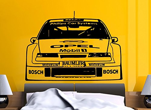 wall-sticker-opel-calibra-1994-dtm-vinyl-black-small