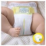 Pampers Premium Protection New Baby Windeln, Gr. 1, 2-5kg, Halbmonatsbox, 1er Pack (1 x 96 Stück) - 4