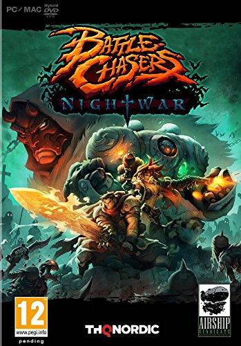 Battle Chasers: Nightwar  (PC)
