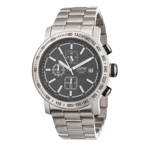 Esprit Damen-Armbanduhr Analog Quarz Edelstahl EL900221004