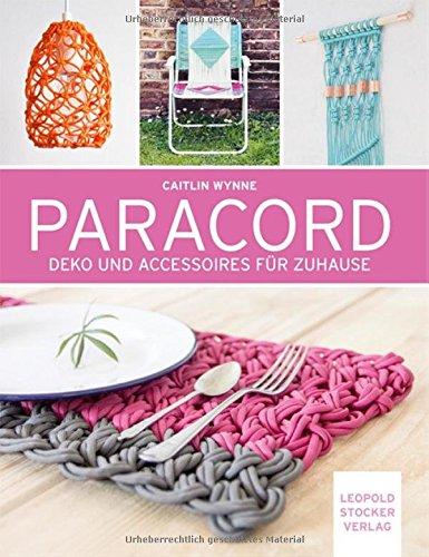 Preisvergleich Produktbild Paracord: Deko und Accessoires für Zuhause