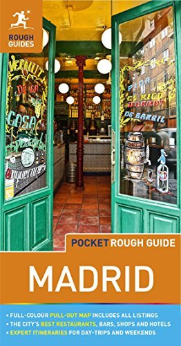 Pocket Rough Guide Madrid (Rough Guide to...) by Rough Guides (2016-01-15)
