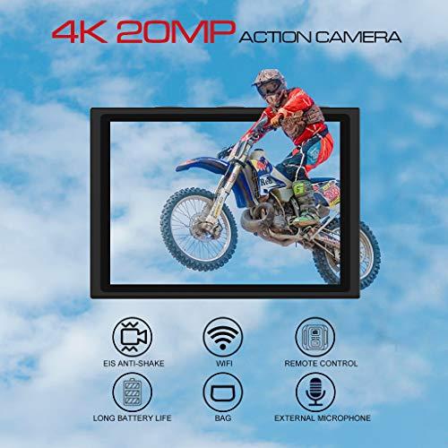 Zoom IMG-1 apexcam 2019 nuova action cam