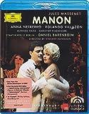 Manon: Staatskapelle Berlin (Barenboim) [Blu-ray] [2008]