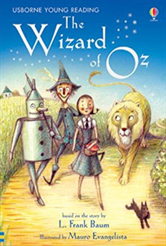The wizard of Oz. Ediz. illustrata