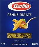 Barilla Pâtes Penne Rigate 500 g