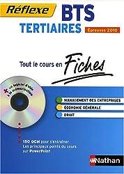FICHES REFLEXE BTS TERT + CD