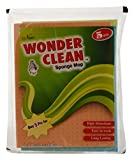 #8: Wonder Clean Polyester Cleaning Sponge Mop Set (Multi-Color, 5-Piece)