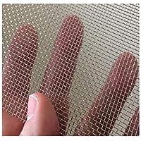 TORIS Malla de Insectos de Malla de roedor de Malla de Alambre SS304 de Acero Inoxidable por Malla de Control de plagas Malla de Seguridad de corrosión (60 * 60cm)