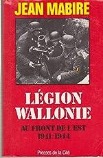 LEGION WALLONIE de JEAN MABIRE