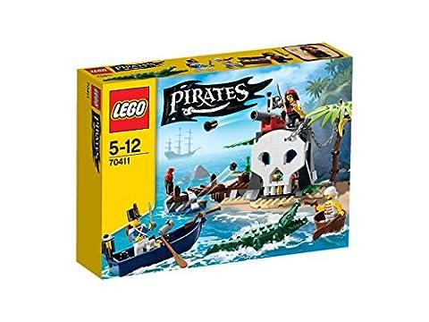LEGO Pirates - 70411 - Jeu De Construction - L' Île Au Trésor