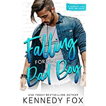Falling for the Bad Boy (English Edition)