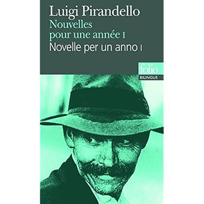 Nouvelles pour une anné, novelle per un anno, tome 1 (édition bilingue français/italien)