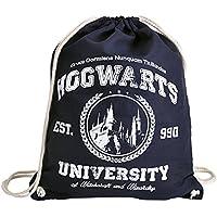 Elbenwald Harry Potter Sportbag Motivauswahl Baumwolle schwarz