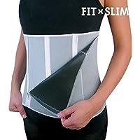 Eurowebb Gaine pour maigrir - Ventre Plat et Ferme - Ceinture Abdominal  Amincissante Fitness 1a1fe6cb8d70