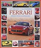 El gran calendario Ferrari 2019